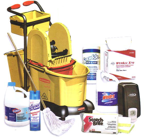 janitorial supplies - Suplies
